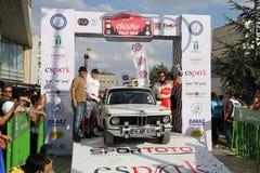 Eskisehir Rally 2016 Stock Image