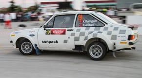 Eskisehir Rally 2016 Stock Photography