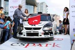 Eskisehir Rally 2016 Royalty Free Stock Image