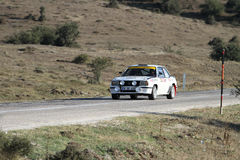 Eskisehir Rally 2016 Stock Photo