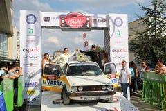 Eskisehir Rally 2016 Royalty Free Stock Photos