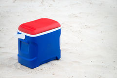 Esky cooler box Stock Image