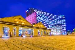 Eslitehotel en het culturele en creatieve park van Songshan architectur Royalty-vrije Stock Foto