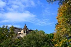eslovaquia Castillo de Orava Imagen de archivo