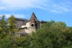 eslovaquia Castillo de Orava Foto de archivo