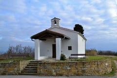 Esloveno Istra de Koper - caminando y biking foto de archivo libre de regalías