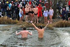 Esmagamento cristão religioso do feriado Fotos de Stock Royalty Free