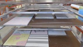 Esmalte de la teja Foto de archivo libre de regalías