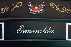 Esmeralda Royalty Free Stock Photos