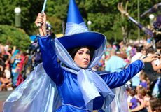 Esmeralda at Disneyworld Stock Photo