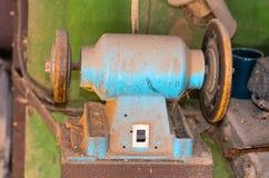 Esmeril eléctrico Fotografía de archivo libre de regalías