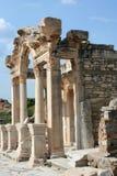 Esmirna-pavo de las ruinas de Ephesus Imagenes de archivo