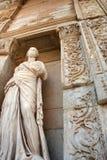 Esmirna-pavo de las ruinas de Ephesus Imagen de archivo