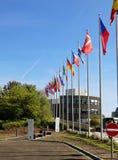ESO Europejski Południowy obserwatorium blisko Monachium Obrazy Royalty Free