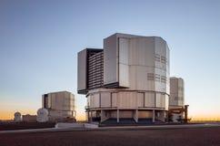 ESO Paranol观测所 库存照片