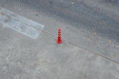 Eso previene el coche del aparcamiento aquí fotos de archivo libres de regalías
