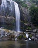 Esos tres de la cascada Fotografía de archivo