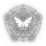 Esoteric Mystical Symbols royalty free stock image
