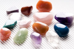 Esoteric stones Stock Photography