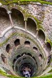Esoterisk brunn arkivfoto