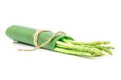 Espárrago verde fresco imagen de archivo libre de regalías