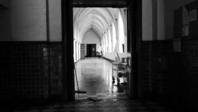 Espérance di Abbaye de bonne, estinnes, Belgio fotografia stock libera da diritti