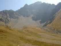 Espécie das montanhas rochosas Tian Shan Fotografia de Stock
