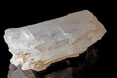 Espécimen del mineral de la calcita Imagenes de archivo