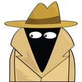 Espía Imagen de archivo libre de regalías