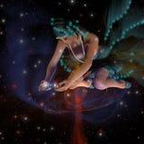 Espírito das estrelas ilustração do vetor