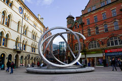 Espírito de Belfast Imagem de Stock Royalty Free