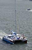 Espírito de Lauderdale que navega Curise Imagem de Stock