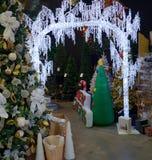 Espírito do Natal imagens de stock
