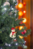 Espírito do Natal Fotografia de Stock Royalty Free
