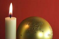 Espírito do Natal e de anos novos da véspera 02. Foto de Stock Royalty Free