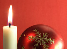 Espírito do Natal e de anos novos da véspera 03. Imagens de Stock Royalty Free