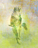 Espírito que é ilustração royalty free