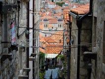Espírito verdadeiro de Dubrovnik Imagens de Stock