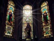 Espíritu Santo descendido debajo de nosotros imágenes de archivo libres de regalías