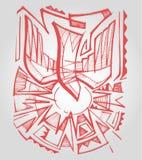 Espíritu Santo k ilustración del vector