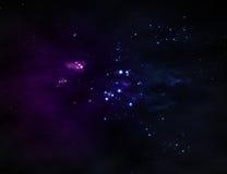 Espaço Imagens de Stock