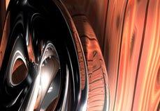 Espaço abstrato 01 Imagem de Stock Royalty Free
