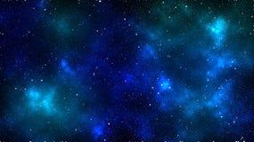 Espaço abstrato Fundo colorido do espaço Nebulosa bonita Protagonizar no papel de parede do espaço imagens de stock royalty free