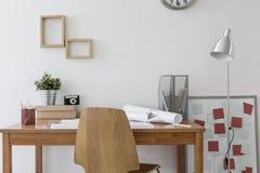 Espaço criativo doméstico Imagens de Stock