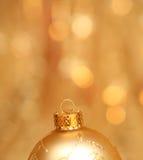 Espaço da cópia do Natal Foto de Stock Royalty Free