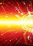 Espaço da infinidade da explosão Imagem de Stock