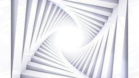 Espaço da rotação fotografia de stock