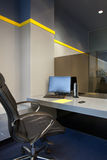 Espaço de funcionamento do escritório Imagens de Stock