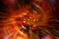 Espaço do buraco negro Fotografia de Stock Royalty Free