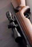 Espaço do rifle imagens de stock royalty free